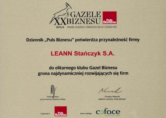 gazele-biznesu-leann-sa